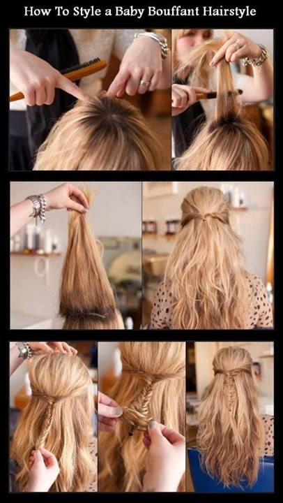 How-To-Make-Beautiful-Fishtail-Hairstyle | Q8 Mango People