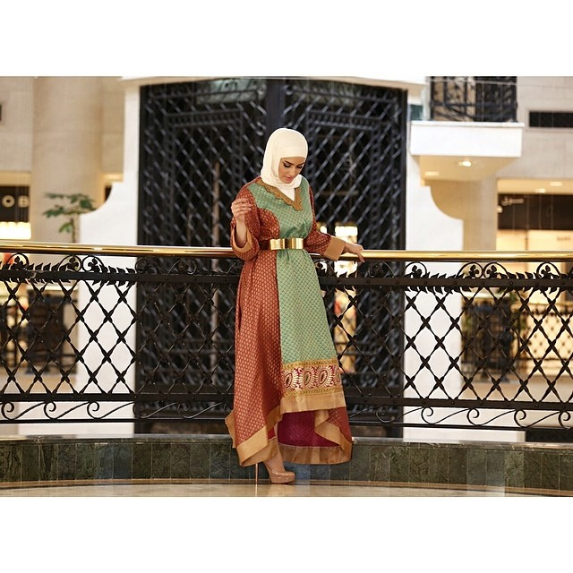 Ramadan 2014 : Dresses for Ramadan   Q8 Mango People