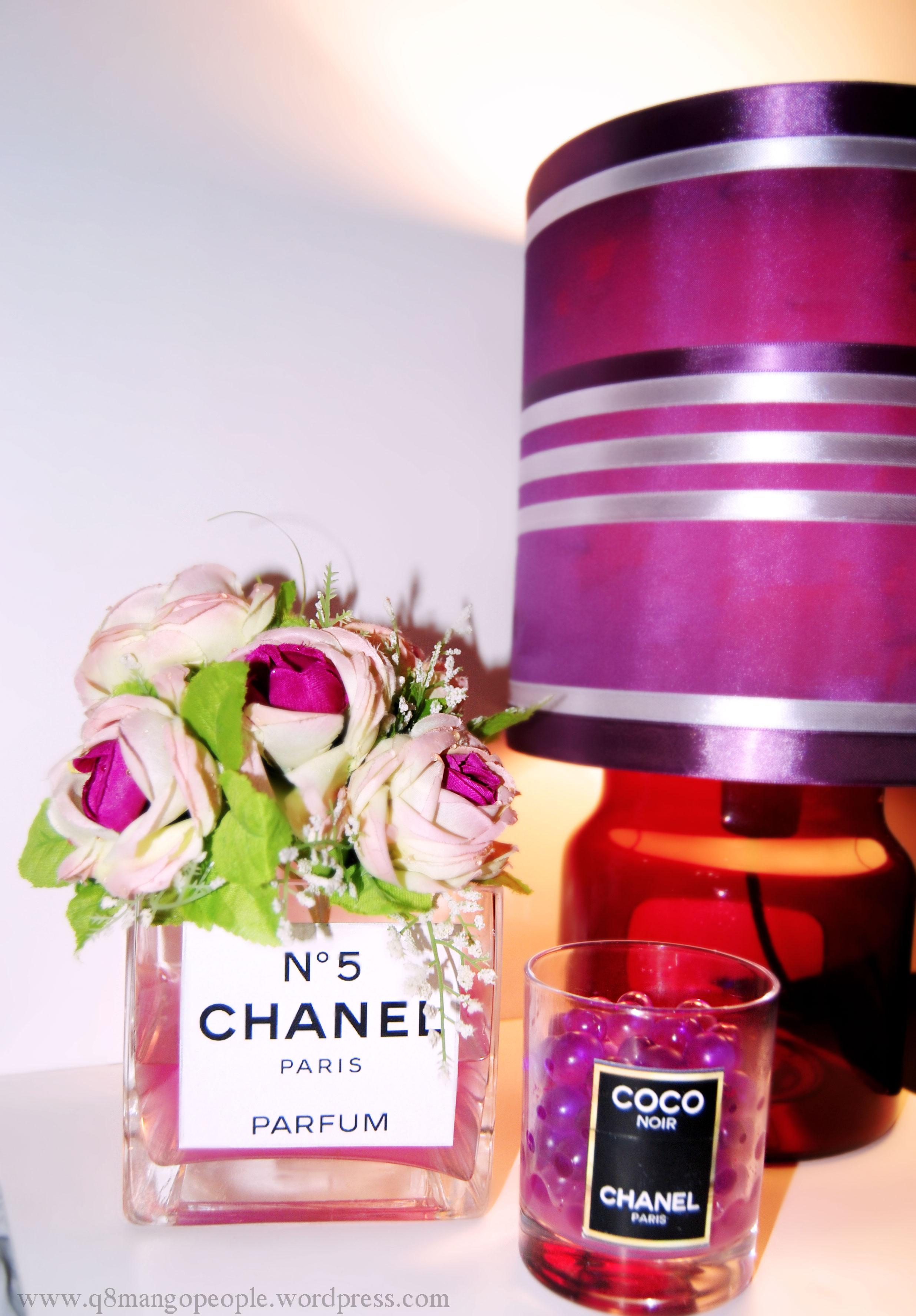 Diy Faux Pefume Flower Vase Amp Gel Balls Refreshener Q8 Mango People