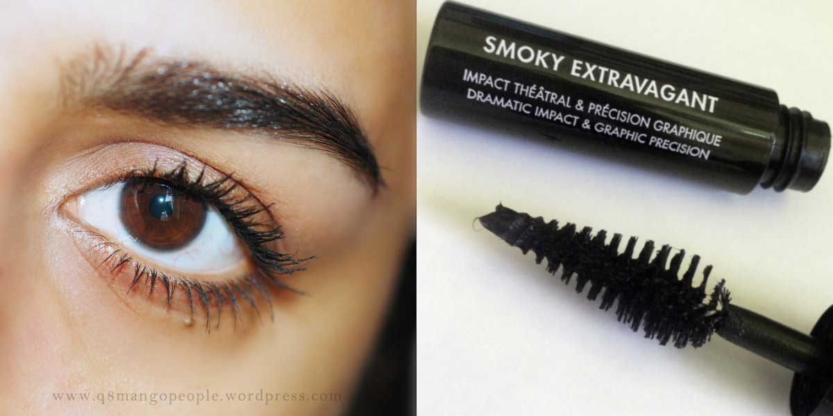 Makeup forever mascara