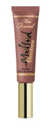 Too Faced Melted Chocolate Liquified Lipstick - Metallic Chocolate Diamonds - AED 106