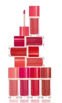 Bourjois - NEW Rouge Edition SOUFFLE DE VELVET - group shot